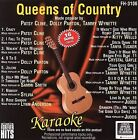Queens of Country by Karaoke (CD, Apr-2007, St. Clair) new