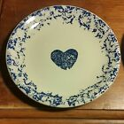 Tienshan FOLK CRAFT HEARTS Salad plate, 7 1/2