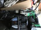 EMPTY CASE FOR Hitachi DH18DSL 18v Cordless SDS  Hammer Drill EMPTY CASE ONLY