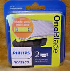 Philips Norelco OneBlade Replacement Blade 2 Count  QP220 80