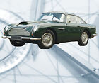 Auto Drawings Scale 1/12 1/16 1/24 & 1/32   Aston Martin DB4  Notes photos on CD