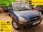 2006 Hyundai Tucson 20CRTD  2WD  CDX Auto FINANCE THIS CAR WITH US