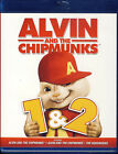Alvin and the Chipmunks 1 and 2 on Blu Ray