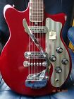 Vintage 1960's Teisco Del Ray Electric guitar