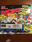 Racing Champions Inc Team Transport Semi Truck + Trailer + Car #71 Dave Marcis