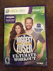 The Biggest Loser Ultimate Workout XBOX 360 KINECT Jillian and Michael