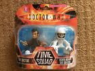 Limited Edition Doctor Who Tenth Doctor  Vashta Nerada Time Squad Figures