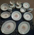 Homer Laughlin Eggshell Georgian Chateau Dinner set 61 pieces