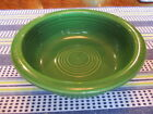 Vintage Fiesta Medium Green 1959 5 1/2  Fruit Bowl-EXCELLENT & RARE!