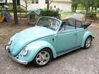 1966 Volkswagen Beetle Classic 2 Door 1966 Volkswagen Convertible VW Beetle Bug Barn Garage Find 1970 NO RESERVE