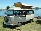 1971 Volkswagen Bus Vanagon Bay Window Camper 1971 Volkswagen Bay Window Camper Bus