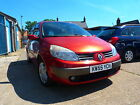 LARGER PHOTOS: 2005 RENAULT SCENIC PRIVILEGE 16V A RED