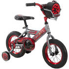 Kids Bikes With Training Wheels Ride Toys For Toddlers Boys Girls 12 In Bicycle
