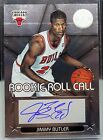 Jimmy Butler 2012-13 Panini Totally Certified Rookie Roll Call Auto RC Silver