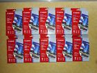 10 packages of Canon Matte 4x6 photo paper 120 sheets per package