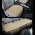 3d Universal Car Seat Cover Breathable Pu Leather Pad Mat For Auto Chair Cushion