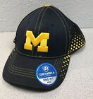 University Of Michigan Wolverines One Fit Baseball Hat Top Of The World M L