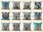 US SELLER 10pcs cushion covers American native dreamcather couch pillows