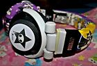 Tokidoki Skullcandy Headphones Music Purple Black Heart Cute Kawaii Skull Star