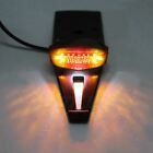 Universal Dirt Bike LED Rear Fender Brake Tail Light Turn Signal Light Lamp USA