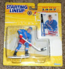 WAYNE GRETZKY 1997 NHL Starting Lineup SLU Action Figure NEW YORK RANGERS HOF