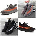 Fashion Mens Yezzy Boost sports Running Shoes Casual Sneakers Athletic Shoes