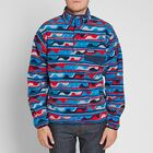 Patagonia Fleece Snap T Lightweight Synchilla Pullover
