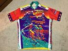 Vintage Shaver Sport Triple Bypass 1999 Jersey Cycling Mens XL FREE SHIPPING