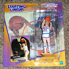 LARRY BIRD 1998 Starting Lineup SLU College Action Figure INDIANA STATE