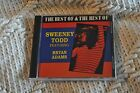SWEENEY TODD feat. BRYAN ADAMS - The Best Of & The Rest Of CD 1994 Action UK