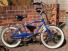 BRUISER MISSION CRUISER BIKE WITH NEW LIGHT SET AND LOCK 1