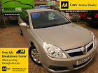 57 reg Vauxhall Vectra 19CDTi  150ps  Auto Design FINANCE THIS CAR WITH US