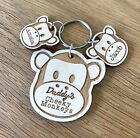 Personalised Fathers Day Gifts For Daddy Grandad Papa Grampy Dad Keyring Gifts