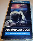 Hydrosub 20:21 vhs Action Max Game Tape