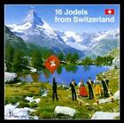 16 Jodels From Switzerland by Various Artists