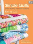 Simple Quilts from Me and My Sister Designs  Easy As 123 Paperback by Gro