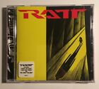 Ratt Self Titled S/T CD 90's Hard Rock Stephen Pearcy Warren Demartini