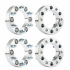 4pcs Wheel Spacers Adapters 5x475 125 12x15 Studs For Chevy Camaro Corvette