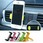 NEW Universal Car Air Vent Mount Holder Mobile Phone Stand Cradle For SmartPhone