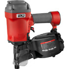 Senco SCN75 Pneumatic Coil Nailer Uses Wire And Plastic Collated Nails 45mm-75mm