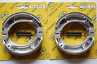FRONT&REAR BRAKE SHOES+Springs fit HONDA CD 50 Benly 1996-1997 CD50 CD50S
