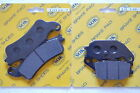 FRONT REAR BRAKE PADS fits HONDA NSS 250 Reflex, 01-07 NSS250 NSS250A NSS250S