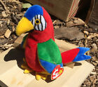 Jabber the Parrot - Ty Beanie Babies - Excellent Condition (rare!)