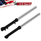 33mm Front Fork Shock Assembly 630mm Long Chinese 50cc 70cc 125cc Pit Dirt Bike