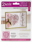 Crafters Companion Diesire Create A Card Interchangeable Dies Floral Lace 5X