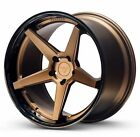 20 Ferrada FR3 Matte Bronze 20x9 20x105 Wheels for Lexus IS250350F S 08 15