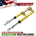 Front Shock Fork Assembly for Honda XR50 CRF50 50cc 70cc 90cc 110cc Dirt Bike