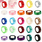 25 Yds Length DIY Colorful Double faced Ribbon for Wedding Party Craft Satin Hot