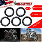 5x 250 275 x 10 Inner Tube Tire for 50cc 70cc 110cc 125cc Pit Dirt Bike SDG