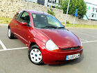 2003 FORD KA 13 COLLECTION 12 MONTHS MOT